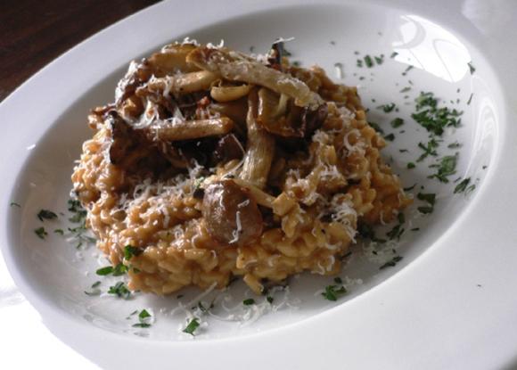 La Cocotte Verte » Blog Archive » Wild Mushroom Risotto